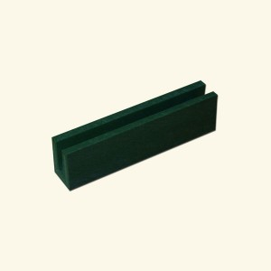 Green HDPE Joint of 1 channel