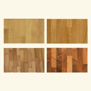 Marches type parquet
