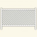 Lattice R/224 Horizontal (Entire) for outdoor fencing